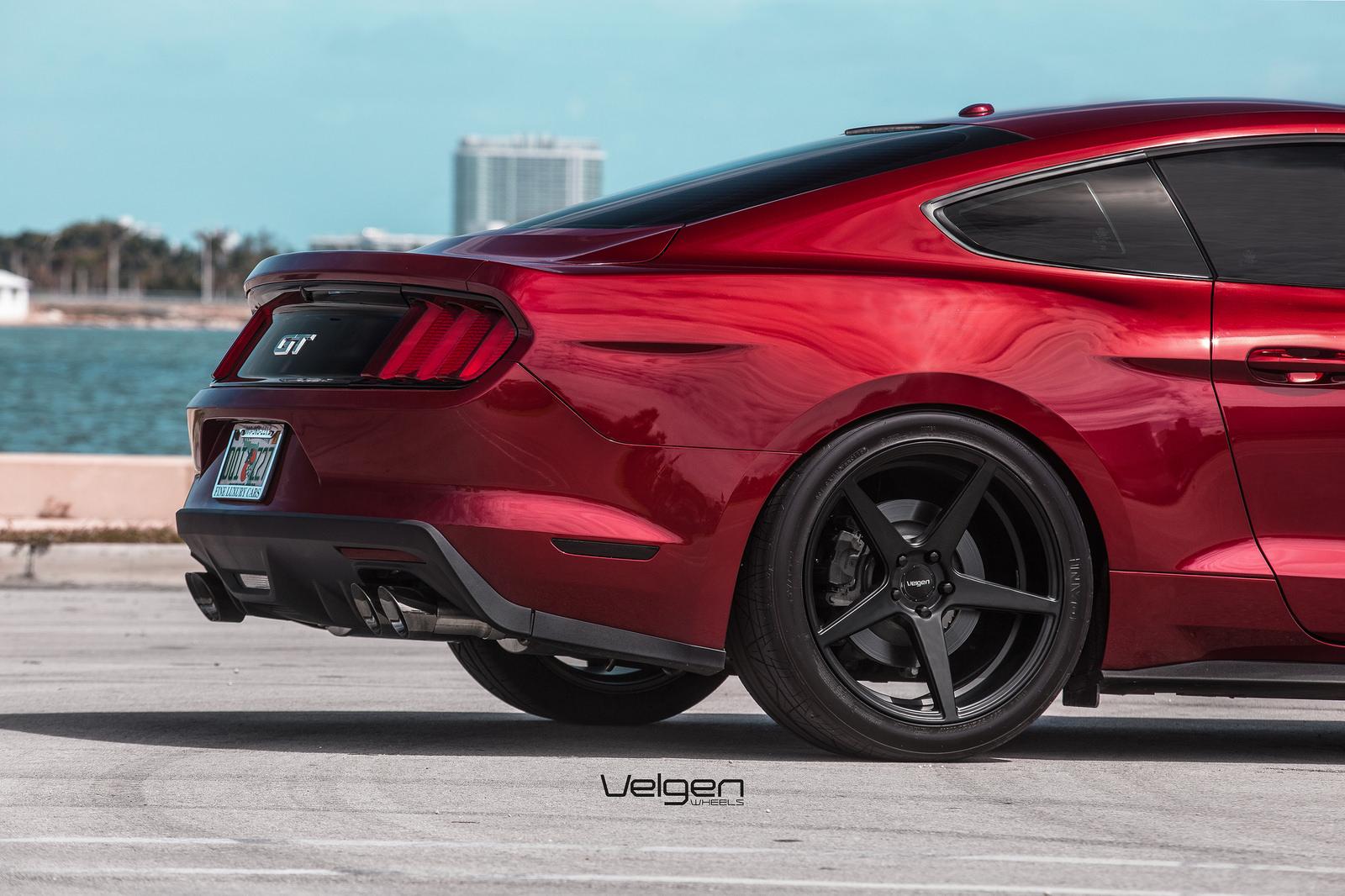 1998 Ford Mustang Gt >> Velgen Wheels – slammedstangs | Ford Mustang Builds ...