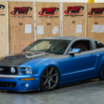 TMI Products' 2005 Mustang GT SEMA Build