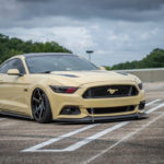 Uniquely Dipped, Bagged S550 on Ace Alloy Wheels